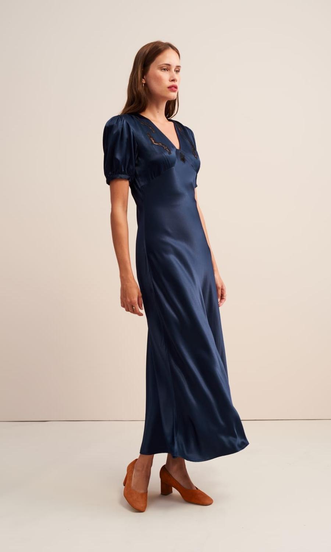 Découvrez une belle robe cocktail sur | Blog