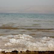 Polémique sur le sauvetage de la mer Morte