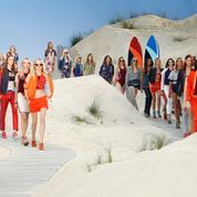Fashion week : la plage inspire Tommy Hilfiger