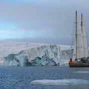 Un tour de l'Arctique à la voile et pour la science