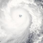 Super Typhon : doit-on incriminer le réchauffement climatique ?