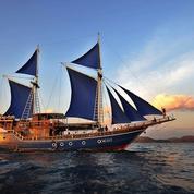 Bira, le berceau des voiliers indonésiens
