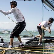 Extreme 40 : les équipages dévoilés