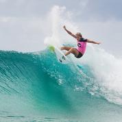 Surf: Deux sacres forts en émotion en Australie