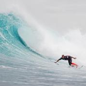 Les vagues australiennes surprennent les champions
