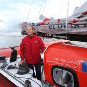 Compte à rebours lancé pour Francis Joyon