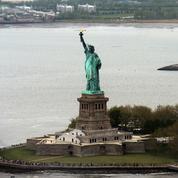 La montée des eaux menace la statue de la Liberté
