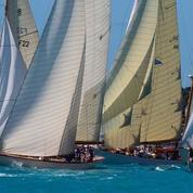 80 yachts pour une décennie de voile classique