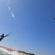 Les quatre meilleurs spots de kitesurf en France
