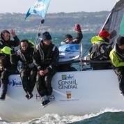 Victoire de Courrier Dunkerque 3 à Granville