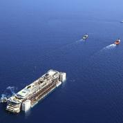 Le Concordia passe au large de la Corse ce jeudi