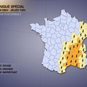 Mardi, deuxième jour le plus électrique en 2013