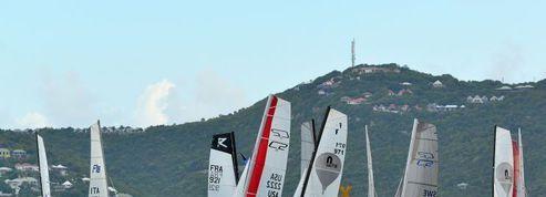 Nombre record d'équipages mixtes sur la St-Barth Cata Cup