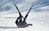 Les accidents de sports d'hiver