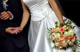 Le coût d'un mariage: un peu, beaucoup... à la folie?