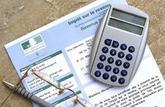 Impôt: pas de retenue à la source avant 2010