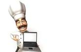 Comprendre Internet: les sites de cuisine