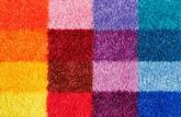 Un tapis personnalisé: composer soi-même couleurs et motifs