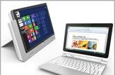 Les premières tablettes sous Windows 8