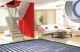 Aménager: un chauffage invisible, le sol, les murs ou le plafond rayonne...