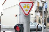 Un nouveau panneau de signalisation arrive en ville