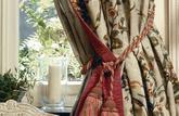 Des rideaux sur mesure: une belle pièce sans faux plis