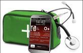 La vie en ligne: votre smartphone dans la trousse à pharmacie