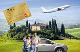 Cartes bancaires: partez en vacances bien assuré grâce à votre carte dorée