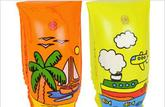 Carrefour rappelle des brassards de natation pour enfants