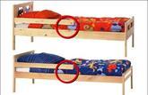 Ikéa rappelle des lits pour enfants dangereux