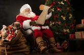 Donnez l'adresse du Père Noël aux enfants