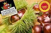 Une châtaigne d'Ardèche au goût de brioche