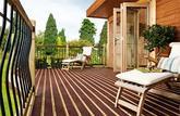 Quel bois pour la terrasse? Des lames faciles à vivre