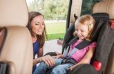 De nouveaux sièges auto pour enfant en voiture