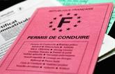 45 jours pour repasser le permis de conduire dès 2015