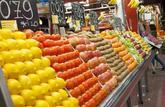 Les fruits et légumes coûtent moins cher cet été