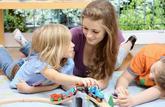 Baisse de l'aide à la garde d'enfants pour les ménages aisés