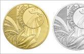 De nouvelles pièces de collection de 10, 100 et 250 € sont disponibles