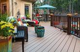 Des solutions pour bois et dallage: remettre une terrasse en état