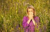 Les gestes à adopter en cas d'allergie au pollens