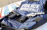 Les policiers municipaux peuvent être armés de revolvers