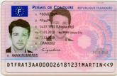 Fin de la puce électronique sur le permis de conduire
