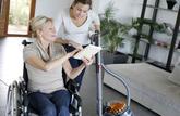 Retraite: des trimestres pour ceux qui aident un membre de leur famille handicapé