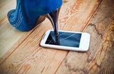 Smartphones et tablettes, le coût de la panne