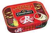 Derrière l'étiquette: les sardines à l'huile