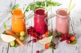 Jus de fruits et de légumes à volonté