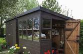 Un abri de jardin de plus de 5 m² est taxé