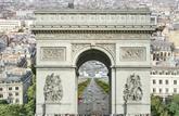 Habiter près d'un monument parisien coûte cher