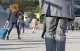 Faire du roller ou du skate sur la route est puni d'une amende de 4 €