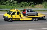 124,83 € pour un dépannage sur autoroute depuis septembre 2017
